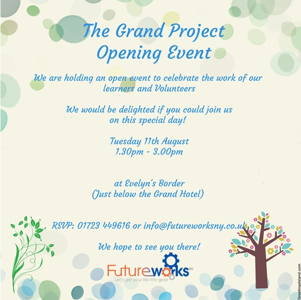 The Grand Project Opening Event!
