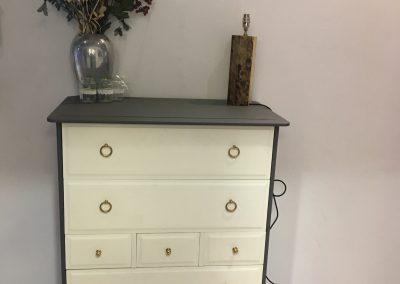 Stylish drawer unit