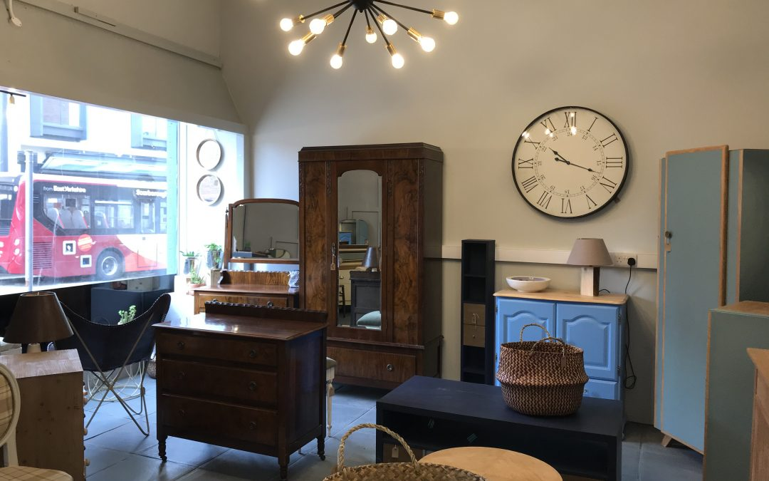 Furniture Works Now Open for Click and Collect