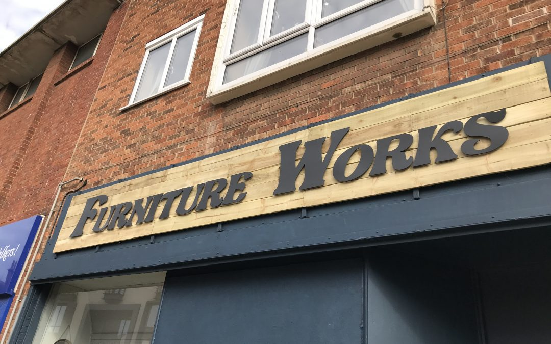 Furniture Works Is Now ONLINE!